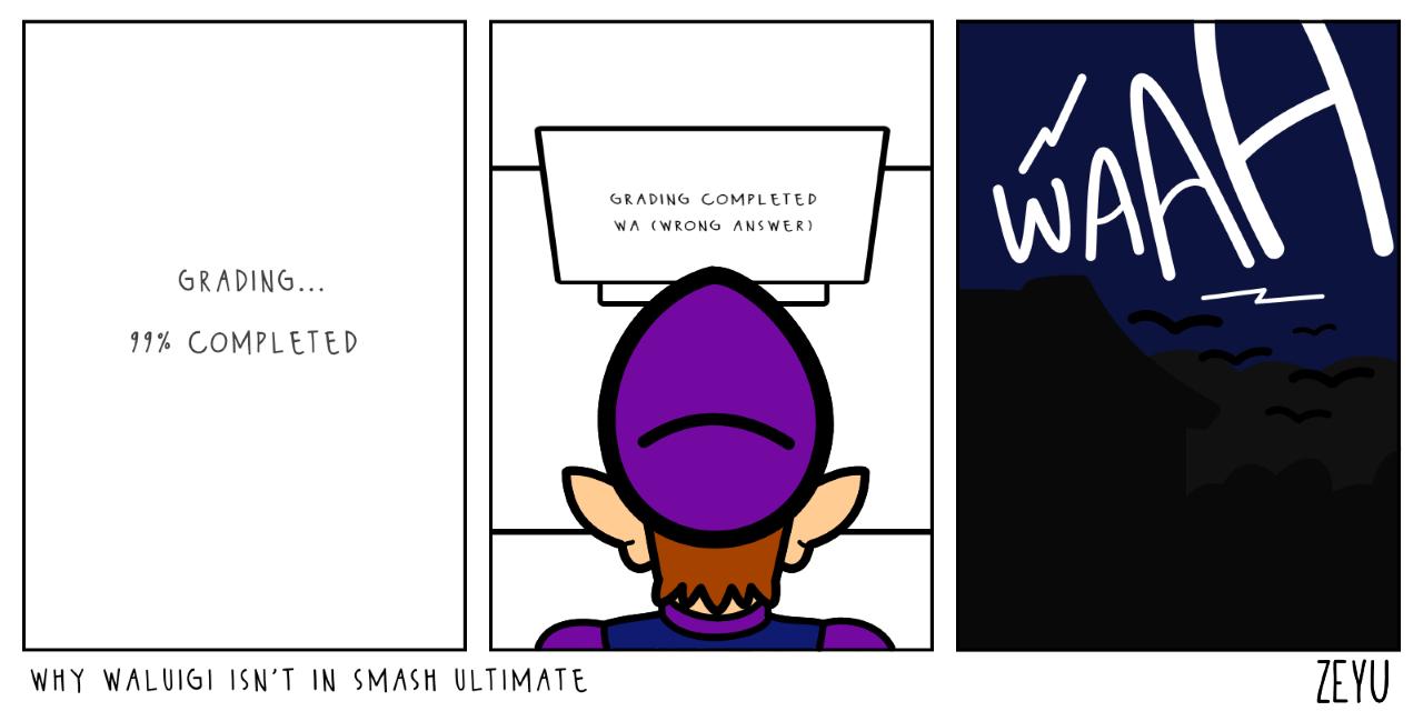Rip Waluigi